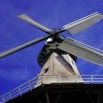 De molen bij de Vliet