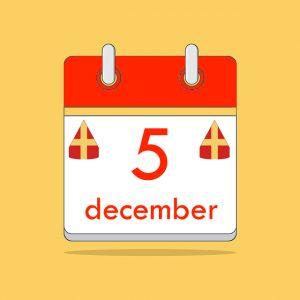 kalender sinterklaas