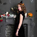 halloween decoratie schoorsteen