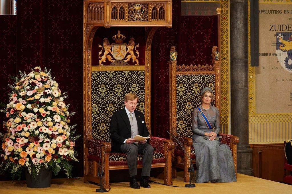 Den Haag, 19 september 2017. Prinsjesdag Foto Martijn Beekman/Ministerie van Financien