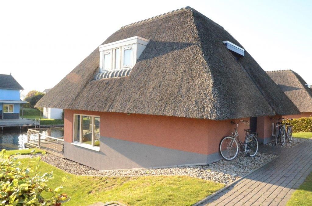 bungalow vakantiepark foto Mieke Jobse