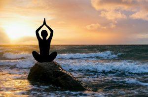 meditatie zee