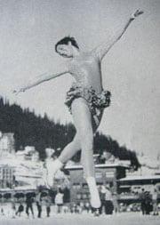 winter schaatsen kunstschaatsen Joan Haanappel