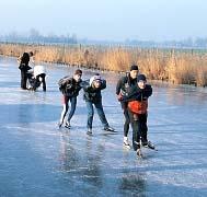 winter tourschaatsen