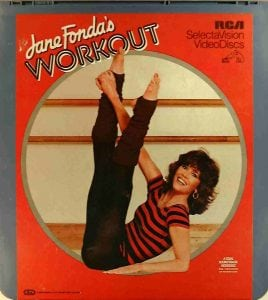 Jane Fonda Work Out 1981