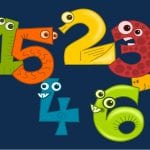 Een, twee, drie, vier, vijf, zes, zeven (versie 4)
