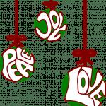 Laat Kerst het feest van vreugde zijn