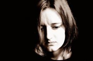 schamen ashamed-woman vizien