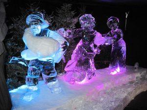 winter ijssculptuur festival