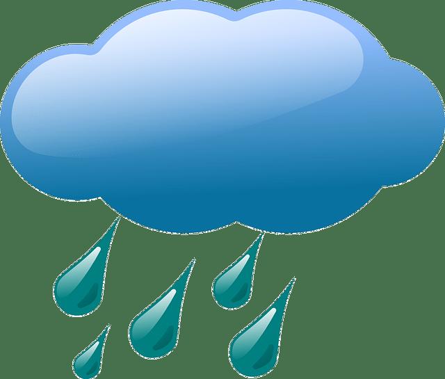 neerslag wolk regen pixabay