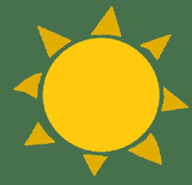 zon zonneschijn pixabay