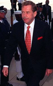 Havel Tsjecho-Slowakije