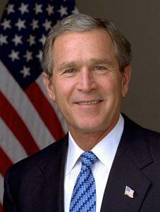 Bush Amerika