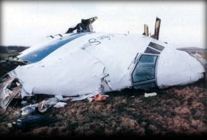 Lockerbie Scotland 1988