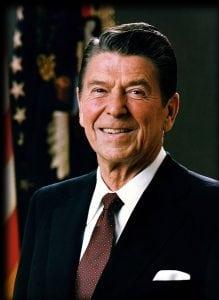 Reagan Amerika