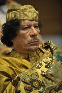 Khadaffi libie
