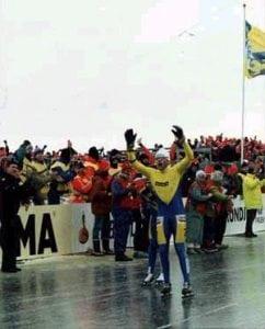 winter schaatsen elfstedentocht henk angenent 1997