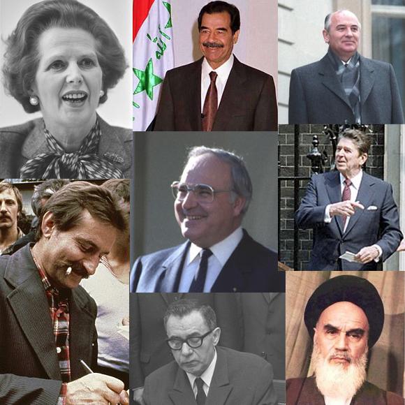 politieke leiders