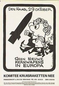 Affiche kernwapens