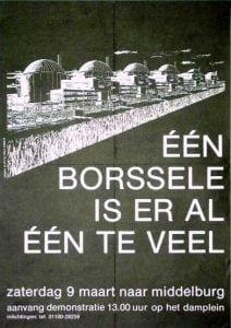 affiche Borssele