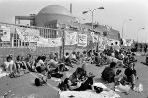 kerncentrale Borssele blokkade