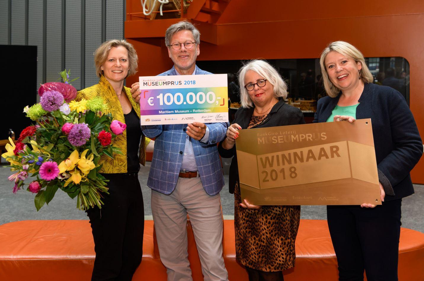 2018 museumprijs maritiem museum