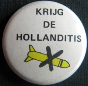button hollanditis