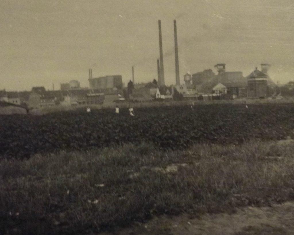 kolenindustrie landbouw Emma mijn