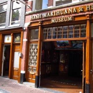 Amsterdam hasj museum