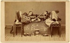 Chinese opium gebruikers CC0