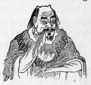 Shennong goddelijke boer CC0