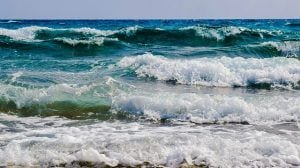 golven strand