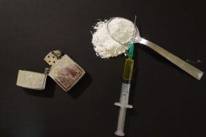 heroine spuit