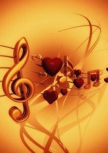 muziek sleutel liefde pixabay