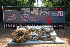 Sabra Shatila Memorial