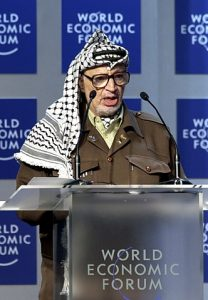 Arafat toespraak