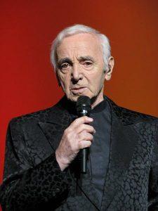 Charles Aznavour zanger