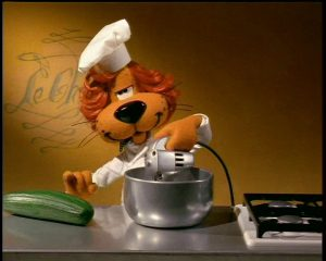 Loeki Leeuw chef kok