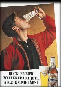 reclame Buckler