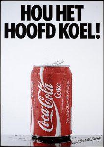 Coca Cola reclame