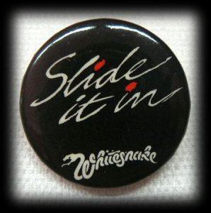 button White Snake jaren 80