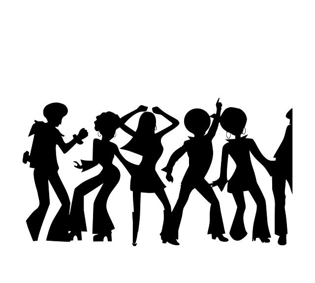 dansen jaren 80