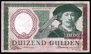 Rembrandt geld