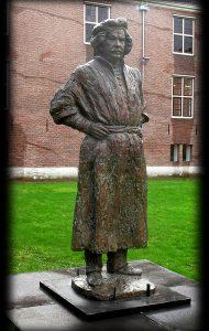Rembrandt standbeeld