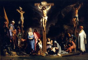lastman kruisiging