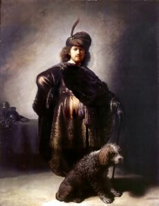 Rembrandt oosters poedel