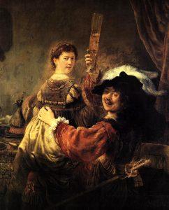 Rembrandt verloren zoon