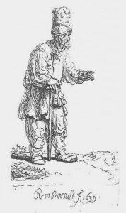Rembrandt boer
