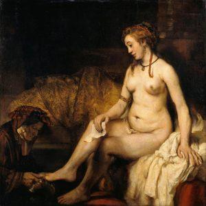 Batseba Rembrandt