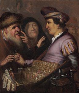 Brillenverkoper Rembrandt